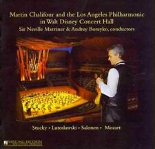 MARTIN CHALIFOUR AND THE LOS ANGELES PHILHARMONIC IN WALT DISNEY CONCERT HALL NE