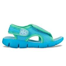 Kids' Toddler NIKE SUNRAY ADJUST 4 Blue/Green Casual Water Sandals Shoes NEW
