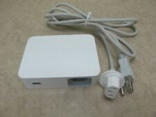 """Apple A1096 Cinema Display 65W Power Adapter for 20"""" Monitor w/Power Cord"""