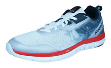 Reebok ZQuick Soul Mens Running Sneakers / Shoes - White and Grey