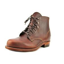 Wolverine 1000 Mile Women  Round Toe Leather Brown Boot