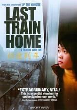 LAST TRAIN HOME NEW DVD