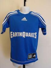 NEW SAN JOSE EARTHQUAKES YOUTH KIDS TODDLER all sizes S-M-L-XL Adidas JERSEY