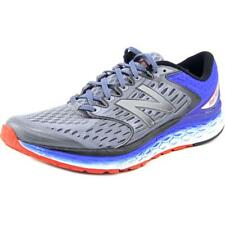 New Balance M1080 Men  Round Toe Synthetic Silver Running Shoe