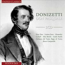 DONIZETTI: DON PASQUALE USED - VERY GOOD CD