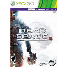Dead Space 3 -- Limited Edition (Microsoft Xbox 360, 2013) * FAST USA SHIPPING