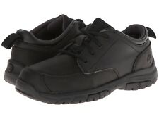 Timberland Discovery Pass Plain Toe Ox Boys'-Youth Black Oxford Back to School
