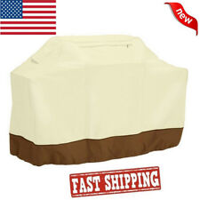 BBQ Grill Cover 58 Gas Barbecue Heavy Duty Waterproof Outdoor Weber Patio Cover