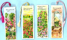 Bookmark Emily Dickinson Poem Letter to world Nature No Frigate book Gifts Her