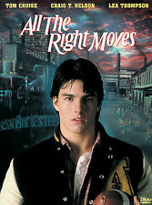 All the Right Moves DVD! Brand New & Sealed! Ships super fast!