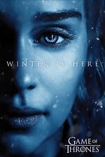 Game of Thrones - Winter is Here - Daenerys - Poster - Größe 61x91,5