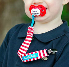 NEW Booginhead PaciGrip Teether Pacifier Holder Clip