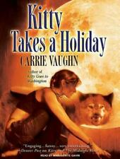 Kitty Takes a Holiday by Carrie Vaughn (English) MP3 CD Book