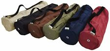 Yoga Mat Bag 100% Hemp, Large or Extra Large (fits all Jade and Manduka Mats) By