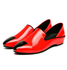 Fashion Womens Patent Leather Shoes Casual Pointy Toe Flats New Oxfords Hot Shoe
