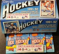 1991-92 OPC MONTREAL CANADIENS Select from LIST HOCKEY CARDS O-PEE-CHEE