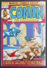 Conan The Barbarian # 20-VF-Marvel-1972