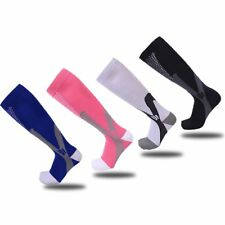 Unisex Compression Socks Graduated Supports Performance Sports Running Stockings