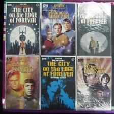 Star Trek: The City on the Edge of Forever #1-5 Complete-IDW-NM-10 Comics