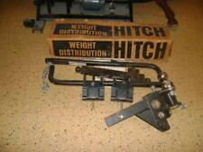 Valley Weight Distribution Hitch 12000 lbs and Tow Bars 801-1200 lbs