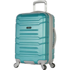 "Olympia USA Denmark 21"" Hardside Carry-On Spinner with"