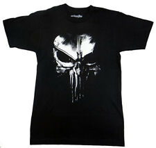 Marvel the Punisher Dirty Skull Short Sleeve T-shirt