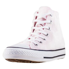 Converse Chuck Taylor All Star Hi Womens Trainers Light Pink New Shoes