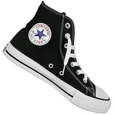 Converse Chuck Taylor All Star Hi Canvas M9160 Trainers Chucks Sneaker Black