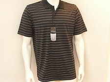 BNWT Greg Norman Mens play dry Micro Pique Short Sleeve Polo 5 colours m or s