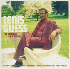 LENIS GUESS THE NORFOLK SOUL SOUND [EP] NEW VINYL