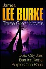 James Lee Burke:  Three Great Novels: Dixie Ci... by Burke, James Lee 075285352X