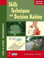 Skills Techniques and Decision Making: For CCEA A Le... by Reid, Mary 1904242979