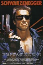 New Arnold Schwarzenegger is The Terminator Poster