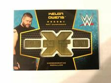 2017 Topps WWE Then Now Forever Championship Medallion Blue Pick From List