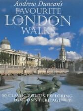 Andrew Duncan's Favourite London Walks: 50 Class... by Duncan, Andrew 1859749488