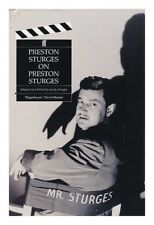 Preston Sturges on Preston Sturges by Sturges, Preston 0571164250 The Fast Free