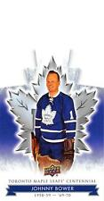 2017-18 Upper Deck Toronto Maple Leafs Centennial Blue Die Cuts Pick From List