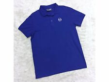 MENS SERGIO TACCHINI HEIGHAM BLUE CASUAL COLLAR POLO T SHIRT TOP SIZES S & L NEW