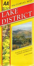 Picture Map: Lake District (AA Maps) by Automobile Association 0749502215 The
