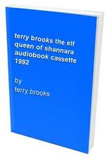 terry brooks the elf queen of shannara audiobook c... by terry brooks 1857222377