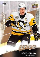 2017-18 Upper Deck MVP Puzzle Back Hockey Cards Pick From List
