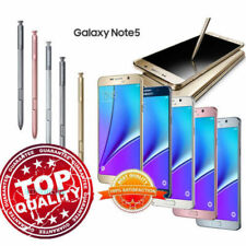 Samsung Galaxy Note 5/4  GSM Unlocked SM-N920V/P Smartphone 32GB Blue White Gold