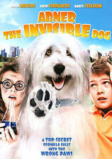 Abner, the Invisible Dog (DVD, 2014) New Sealed Rare