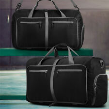 Overnight Waterproof Tote Training Gym Sport Travel Duffle Carry On Luggage Bag