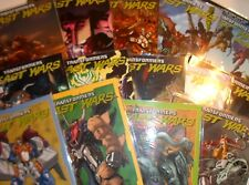 The Transformers Beast Wars IDW Comics Comic Books [Choice] Gathering Sourcebook