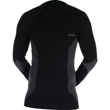 Oxford Base Layers Long Sleeve Top Motorcycle LS Mens Breathable Thermal Wicking