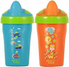 Vital Baby Soft Spout Toddler Trainer Cup 280Ml Toddler Bottle Drinking -BN