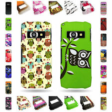 Hard Snap On Plastic Design Phone Cover For Casio GzOne Ravine 2 Pantech C781