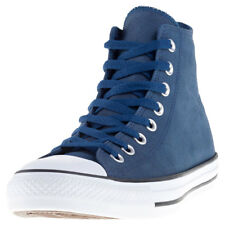 Converse Chuck Taylor All Star Hi Mens Trainers Navy Black New Shoes