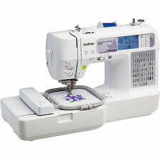 NEW Brother Computerized Sewing and Embroidery Machine, Combination, SE400